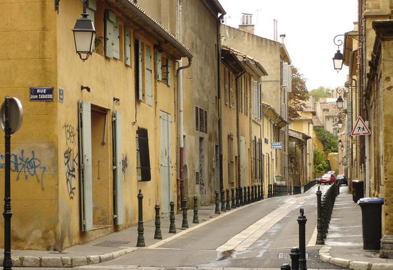 Camping Aix en Provence