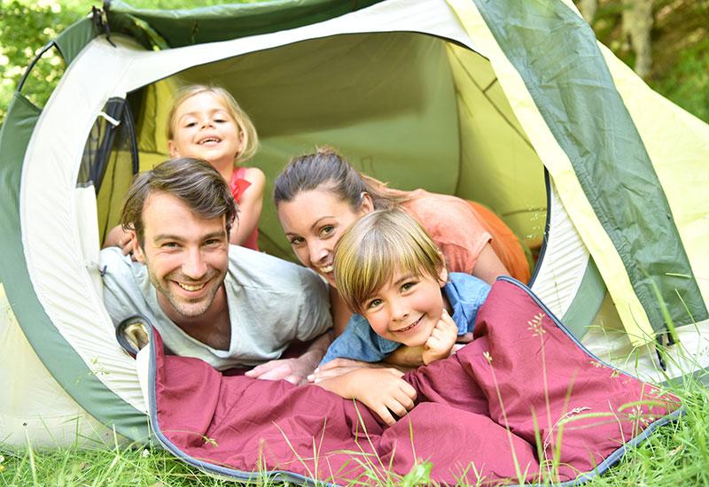 camping arquet